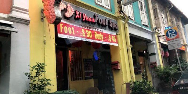Xi Yuan Foot Spa