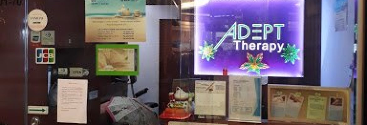 Adept Therapy Centre Pte Ltd