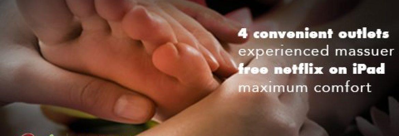 Precious Foot Reflexology & Massage – Jurong