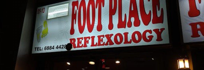 Foot Place Reflexology