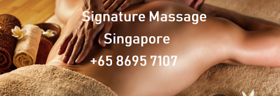 Signature Massage Singapore